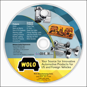Wolo Catalog on CD