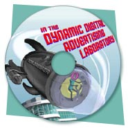 Promotional Interactive CD-ROM Design for DDA 2003