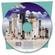 CD-ROM Catalog Presentation Design for Key Instruments
