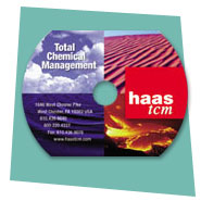 Promotional CD-ROM Created for Haas TCM
