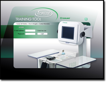 Trucise Total System Training Tool for Terumo Medical
