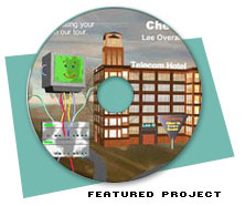 Interactive CD-ROM Design for Nexus Properties