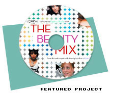 Featured Promotional CD-ROM Designs